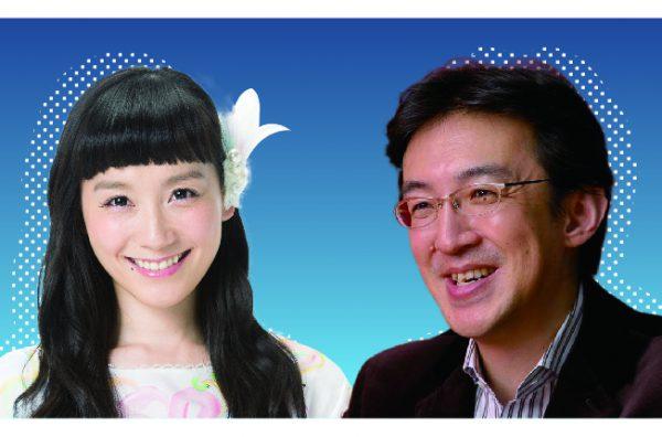 8月3日(金)OKBストリートに「篠原ともえ」と「西樹」登場!!
